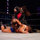 Thunder Rosa et Britt Baker se lancent dans une bagarre sauvage sur AEW Dynamite