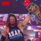 WWE Raw se termine avec AJ Styles détruisant Drew McIntyre avec des tables, des échelles et des chaises