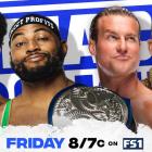 WWE Smackdown Preview (12/18) - Smackdown Tag Team Championship - The Street Profits (Angelo Dawkins et Montez Ford) (c) contre Dolph Ziggler et Robert Roode