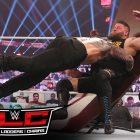 WWE TLC: Kevin Owens contre.  Roman Reigns (Match TLC pour le titre universel de la WWE)