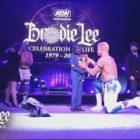 Daniel Bryan, Big E, Kevin Owens et d'autres stars de la WWE réagissent à la célébration de la vie de Brodie Lee d'AEW