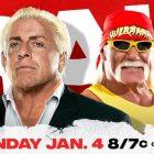 Couverture en direct et résultats de Monday Night Raw - 4 janvier 2021