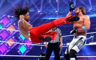 AJ Styles dit que Shinsuke Nakamura est capable de devenir champion universel de la WWE