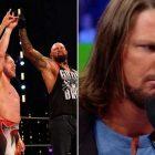 AJ Styles donne son opinion honnête sur la sortie de Luke Gallows et Karl Anderson à la WWE