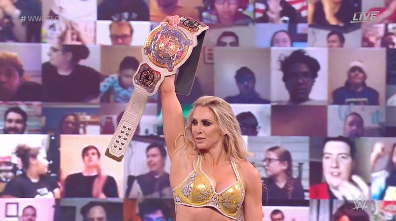 Comment Charlotte Flair WWE TLC 2020 retour a détruit Lana 1