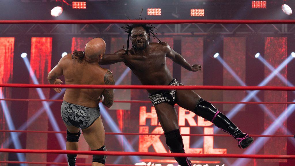 Dernier arrêt avant difficile à tuer - IMPACT Wrestling