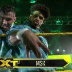 Dezmond Xavier et Zachary Wentz font leurs débuts sur NXT en tant que `` MSK ''