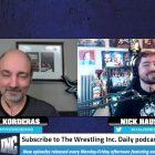"""Jimmy Korderas appelle Randy Orton Burning Fiend Alive """"Peut-être un pas trop loin"""", parle de WWE RAW Creative"""