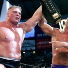 Kurt Angle dit que Brock Lesnar s'est cassé le cou conduit à une dépendance au tueur de douleur