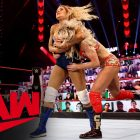 Lacey Evans dit «Merci papa» à Ric Flair après avoir battu Charlotte Flair