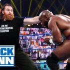 Le défi ouvert de Big E pour le premier match de titre intercontinental de la WWE rapidement accepté par les équipages d'Apollo