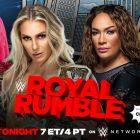 Le match pour le titre aurait été transféré au coup d'envoi du WWE Royal Rumble, Star annonce son entrée dans Rumble