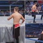 Nouvelles de la WWE: ce qui est arrivé à Zach Gowen;  la superstar à une jambe que Brock Lesnar a détruite