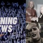 Nouvelles du soir 1.8.21    Les talents de la WWE poussent pour Jay White    Rapport de blessure NXT    MLW reporte son spectacle à New York    Hommage à ROH Brodie Lee    RIP Tommy Lasorda