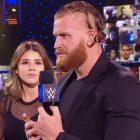Où se trouvent Murphy et Aalyah Mysterio pendant la WWE SmackDown cette semaine