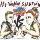 Résultats maléfiques du Nouvel An de la WWE NXT: Rhea Ripley contre Raquel Gonzalez [Last Woman Standing Match]