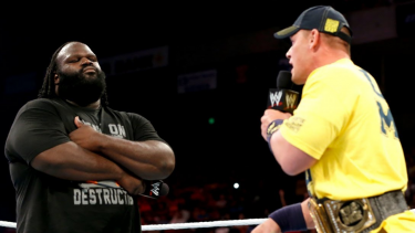 Former WWE star claims John Cena did not want to work with Mark Henry