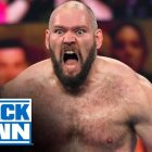 La WWE aurait tranquillement publié Lars Sullivan le mois dernier