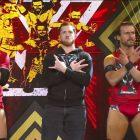 Combien les superstars de la WWE NXT gagnent-elles de leur contrat?