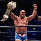 Kurt Angle remet en question le manque de créativité dans WrestleMania 37 de cette année