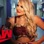 La WWE a finalement retiré le match Lacey Evans de la chambre d'élimination