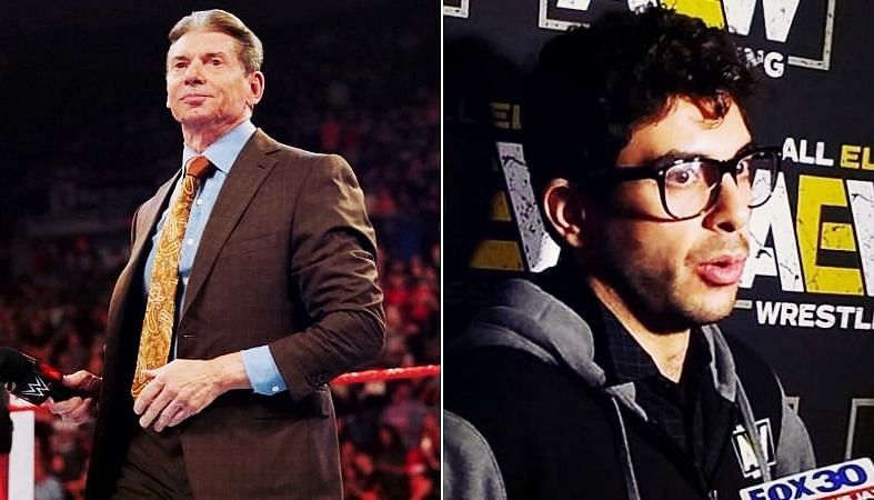 Vince McMahon/Tony Khan