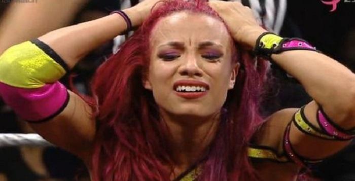Sasha Banks demande à Vince McMahon pour la sortie de la WWE