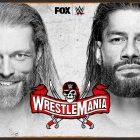 Edge et Roman Reigns ont un peu chaud sur les médias sociaux avant leur affrontement à Wrestlemania 37