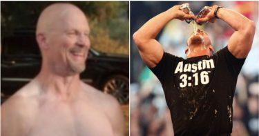 Nouvelles de la WWE: Stone Cold Steve Austin a toujours l'air branlé