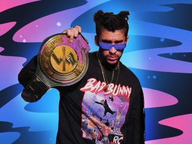 Bad Bunny battra la meilleure star de la WWE à WrestleMania