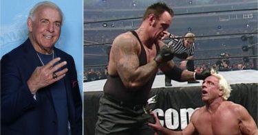 Nouvelles de la WWE: Ric Flair a envoyé un texte brillant à The Undertaker après sa retraite