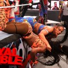 """Bianca Belair parle de """"Hair Spot"""" avec Naomi dans le match Royal Rumble"""