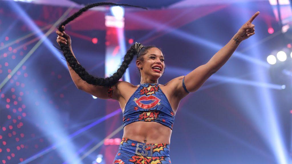 """Bianca Belair sur les futurs cheveux vs.  Hair Match à la WWE: """"C'est inévitable"""""""