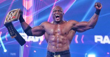 Bobby Lashley nomme son meilleur adversaire pour WrestleMania 37