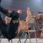 Chaise en acier d'occasion disponible sur eBay - IMPACT Wrestling