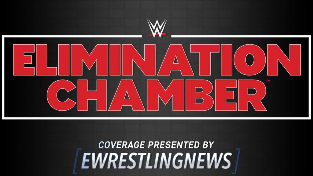 Ensemble de match de chambre d'élimination du championnat universel WWE pour chambre d'élimination