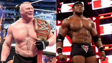 Bobby Lashley says Brock Lesnar will have to work his way up for a WWE title shot