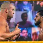Backstage News sur les raisons pour lesquelles la WWE a transféré Karrion Kross contre Santos Escobar à la semaine prochaine