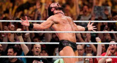La WWE annonce le retour de Drew McIntyre à Monday Night Raw
