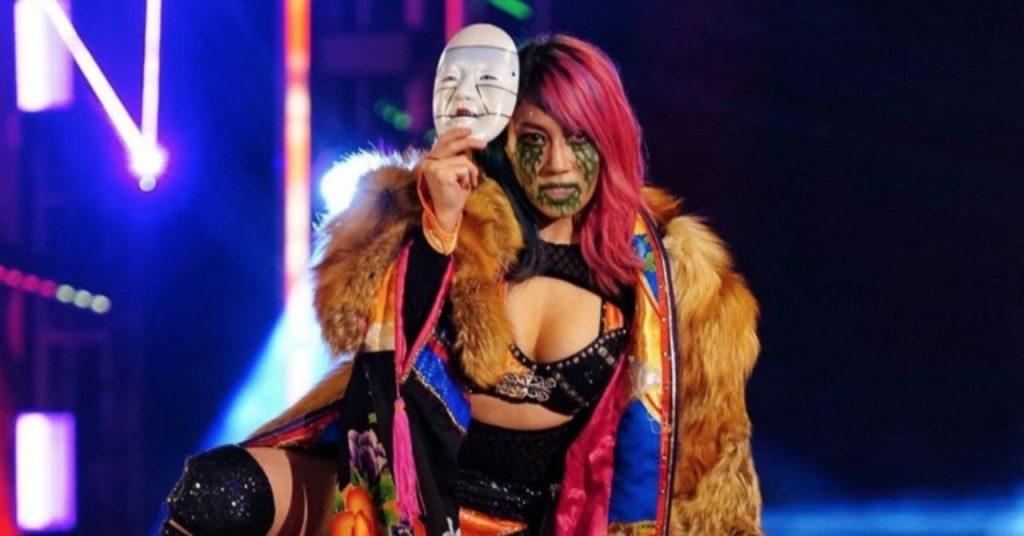 La WWE confirme qu'Asuka défendra le championnat féminin de Raw ce soir à Elimination Chamber (MISE À JOUR)