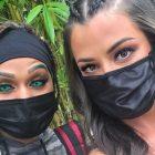 La star de la WWE NXT répond aux critiques d'avoir été vue au restaurant sans masque COVID-19