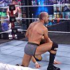 """Les fans de la WWE sont à côté d'eux-mêmes sur les troncs """"Amazon Legging"""" de Cesaro"""