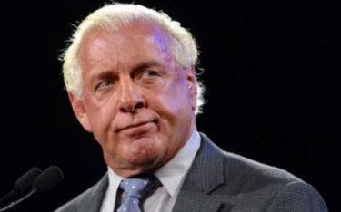Les idées de WWE Nixed Ric Flair pour devenir physique dans l'histoire récente
