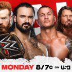 Match Gauntlet avec le prix de la chambre d'élimination annoncé pour Raw