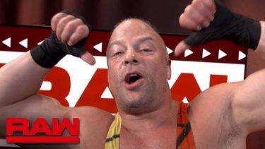 RVD sur qui devrait l'introduire au Temple de la renommée de la WWE