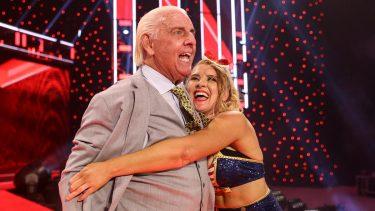 Ric Flair dit que la WWF l'a voulu pour un grand match en 1988