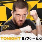 Segment d'ouverture de WWE NXT et plus encore pour ce soir