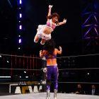 Tournoi du titre féminin AEW trop chaud pour la télévision