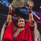 WWE Network ajoute la collection `` Le meilleur de Meiko Satomura '' avant les débuts de NXT UK