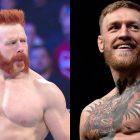 Sheamus dit que Conor McGregor veut rejoindre la WWE